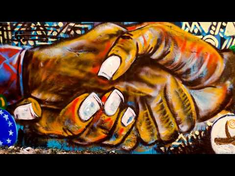 Kenya National Museum Graffiti by Bsq Art Crew. Msaleh, Thufu b, Kaymist4