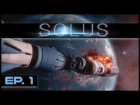 The SOLUS Project BIG VR Update Oculus Rift CONTROLS ARE