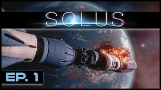 The Solus Project - Ep. 1 - The Crash Landing! - Let