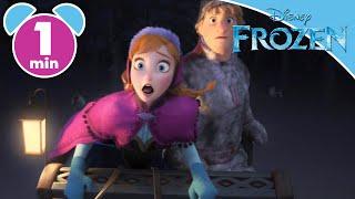 Frozen | Wolf Chase! | Disney Junior UK