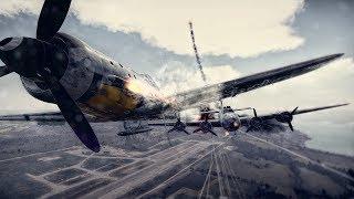 [War Thunder] - Полеты в Противостояние Германия Bf-109