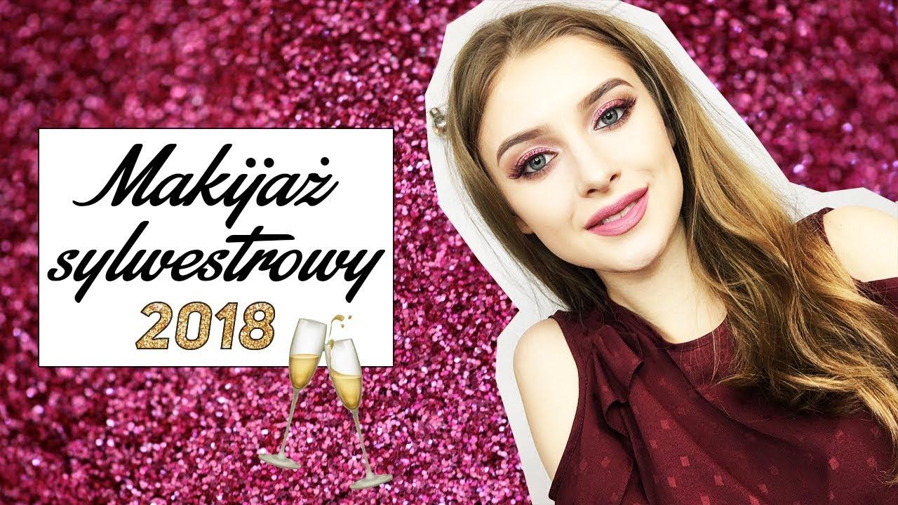 Makijaż Sylwestrowy 2018 Youtube