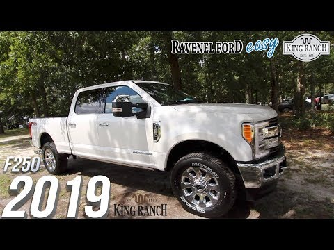 Super In Depth |  FORD F- King Ranch FX w/Power Stroke Diesel | REVIEW @ Ravenel Ford