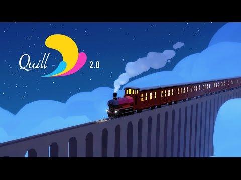 Introducing Quill 2.0   Oculus Rift Platform