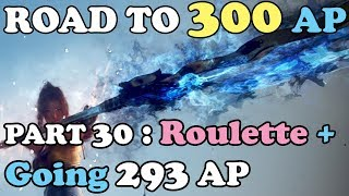 BDO - Road To 300 AP Part 30: Accessories Roulette & Going To 293 AP