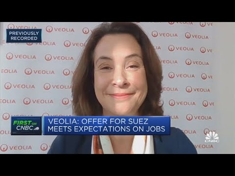 Suez deal will create value for all stakeholders, Veolia COO says
