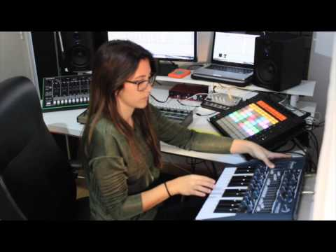 Nølah - Texture - LIVE electronic music at Studio
