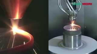 Hybrid machine (3D printer and 5 axis milling-machine) thumbnail