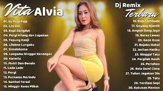 Vita Alvia Terbaru 2021 Full Album Dangdut Remix Terbaru 2021 Full Bass Dj Remix Terbaru