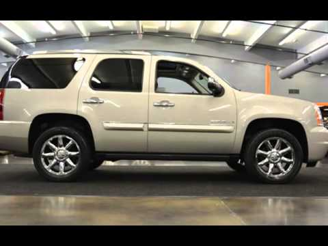 2007 Gmc Yukon Denali Premium Dvd Navi Running Boards Tow For In Milwaukie Or