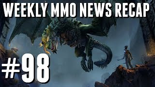 Weekly MMO News Recap # 98 | Ft ESO, BDO, Bless and More!