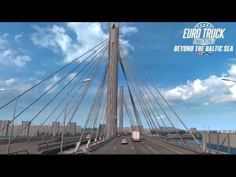Beyond the Baltic Sea DLC - Euro Truck Simulator 2 | SCS