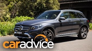 2016 Mercedes-Benz GLC Review(, 2015-12-03T18:15:13.000Z)