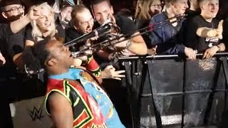 Entrance The New Day: WWE Live in Stuttgart – 14. November 2015