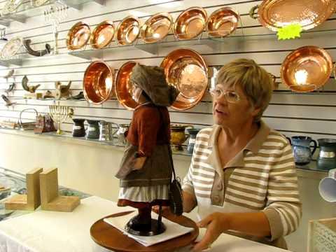 Devorah Doll - Porcelain - Judaica Jewish Dolls