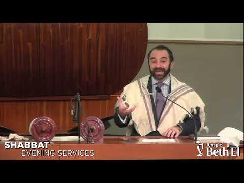 Shabbat Wisdom with Rabbi Greg Weisman | August 27, 2021