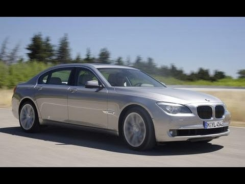 BMW Series I Li CAR And DRIVER YouTube - 2009 bmw 745li