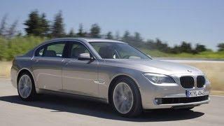 2009 BMW 7-series / 750i / 750Li - CAR and DRIVER
