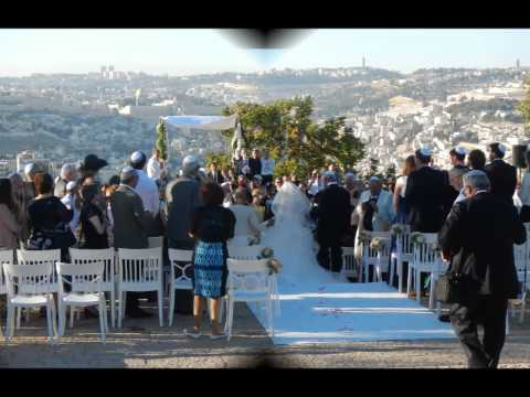 IC \u0026 S - Wedding In Jerusalem