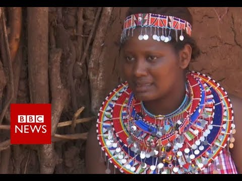 The girl who convinced the Maasai to stop FGM - BBC News