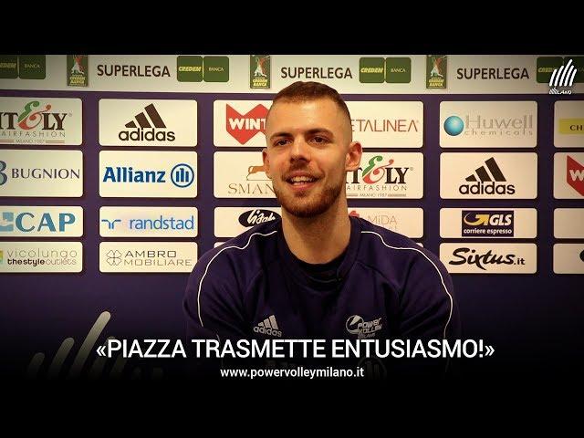 Pre Season, l'intervista di Riccardo Sbertoli