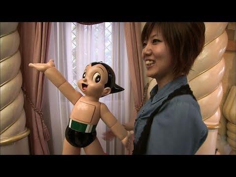 Astro Boy / The Osamu Tezuka Manga Museum In Japan  手塚治虫記念館