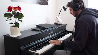 The Cinematic Orchestra - Arrival of the birds (piano)