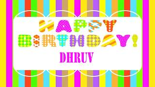 Dhruv   Wishes & Mensajes - Happy Birthday