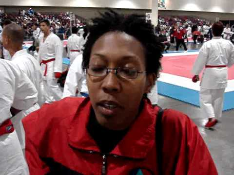 Interview-Best Female Fighter in the World Cheryl Murphy shares some comments with FightKamp
