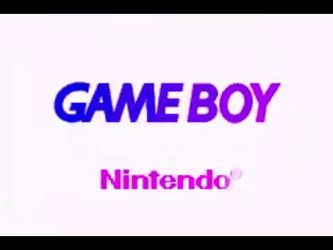 Game Boy Advance Startup Reverse - YouTube