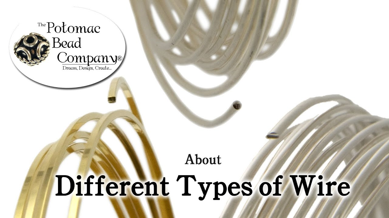 About Different Types of Wire - YouTube