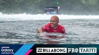 Road to the Final with Kelly Slater