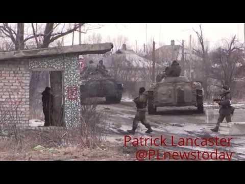Donetsk & Lugansk