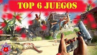 TOP 6 JUEGOS MAS SANGRIENTOS Y BRUTALES PARA PC [DESCARGA LINKS DIRECTOS]