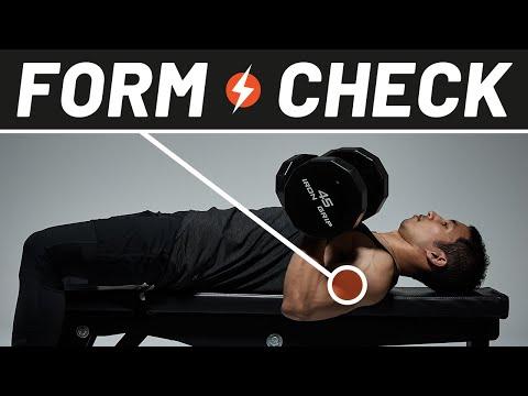 Build a Massive Chest Quickly | Form Check | Men's Health