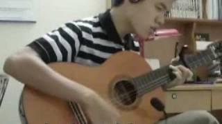 Oh my darling Clementine - guitar