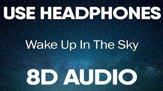 Gucci Mane, Bruno Mars & Kodak Black – Wake Up In The Sky (8D AUDIO)