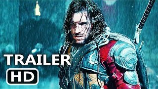 PS4 - Shadow of War Live Action Trailer (2017)