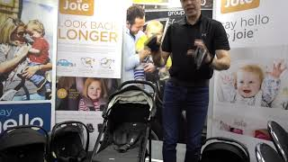 Joie Litetrax 4 Using as a travel system