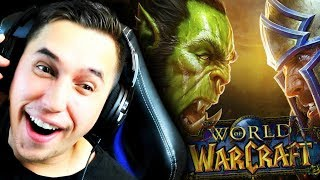 I finally watched EVERY World Of Warcraft Cinematic & Trailer... (PART 1)