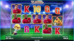 257 - Top Strike Championship World Cup Game Soccer