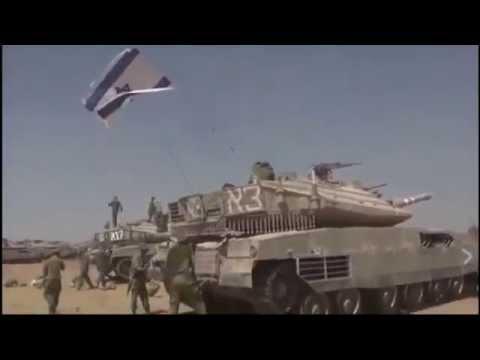 Israel Vs Palestina - 27 Tentara Israel Tewas Diserang Hamas