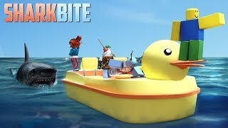 SHARKBITE GLITCH! - Roblox