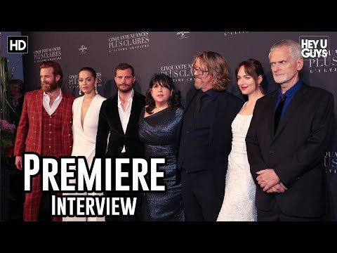 Director James Foley - Fifty Shades Freed Premiere Interview Mp3