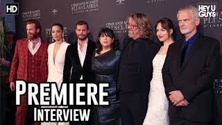Director James Foley - Fifty Shades Freed Premiere Interview