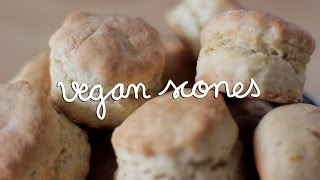 Perfect Vegan Scones | Scones veganos perfectos