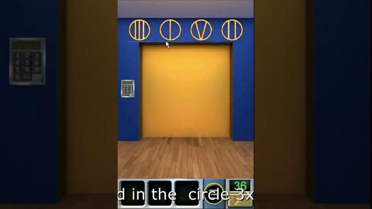 100 Doors ONE level 36 walkthrough & 100 Doors ONE level 36 walkthrough - YouTube