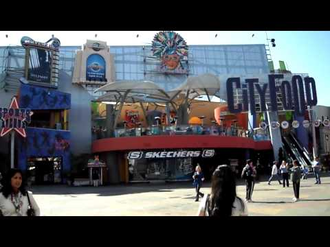 Universal City Walk  - Los Angeles