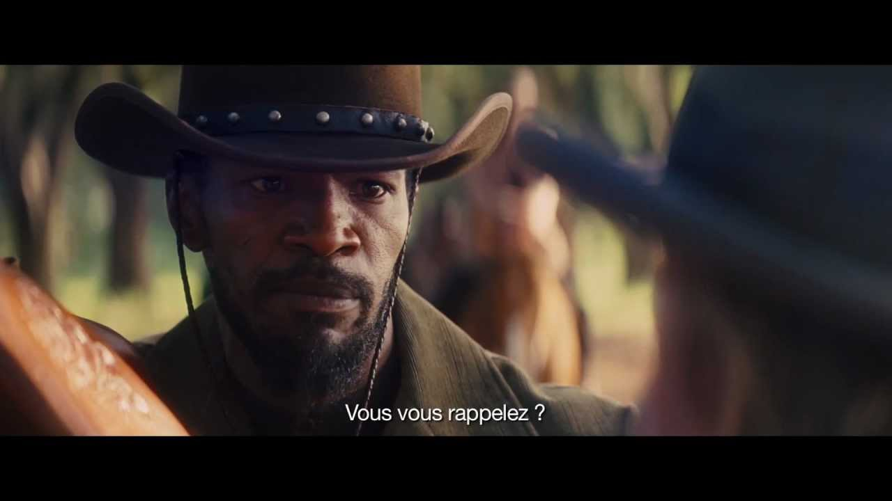Django unchained - Extrait Getting Dirty - VOST
