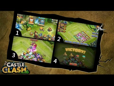 Castle Clash Team HBM/Multiplayer Challenge